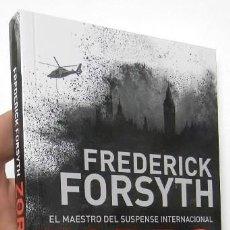 Libri di seconda mano: EL ZORRO - FREDERICK FORSYTH. Lote 195542582