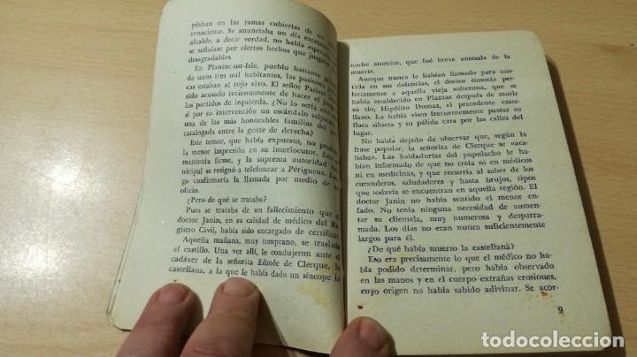 Libros de segunda mano: ASESINATOS SIN ASESINO - MARCEL PRIOLLET - EL DUQUE Y SU PERRO - MOLINOM101 - Foto 7 - 197047272