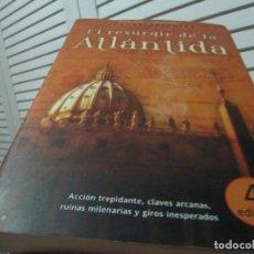Libros de segunda mano: EL RESURGIR DE LA ATLÁNTIDA - THOMAS GREANIAS - LA FACTORIA DE IDEAS 2005. Lote 197248186
