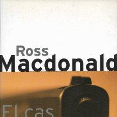 Libros de segunda mano: EL CAS GALTON, ROSS MACDONALD. Lote 197859876