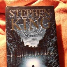 Libros de segunda mano: EL CAZADOR DE SUEÑOS (DREAMCATCHER), DE STEPHEN KING. EDICION RARA. TAPA DURA.. Lote 198061247
