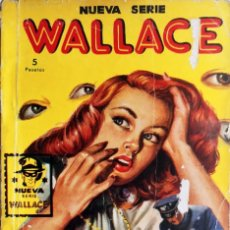 Libros de segunda mano: EL CASO DE LA PELIRROJA / TONNO HATHAWAY. BARCELONA : EDICIONES CLIPER. (NUEVA SERIE WALLACE ; 11). . Lote 198497511