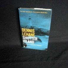 Libros de segunda mano: DENNIS LAHANE - SHUTTER ISLAND - RBA SERIE NEGRA 2005. Lote 199191096