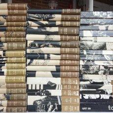 Libros de segunda mano: ESFINGE- 52 LIBROS POLICIACOS - 1 AL 8, 10 AL 50, 54,56,65 EDI. NOGUER. Lote 200760138