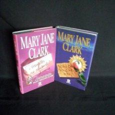 Libros de segunda mano: MARY JANE CLARK - SOLO TE LO DIRE A TI Y ¿PROMETES NO CONTARLO? - 2 LIBROS - MAEVA 2001/02. Lote 200824618