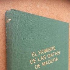 Libros de segunda mano: HARRY STEPHEN KEELER Nº 35 - EL HOMBRE DE LAS GAFAS DE MADERA - 1956 - MUY BUEN ESTADO - EDI. REUS. Lote 202871838