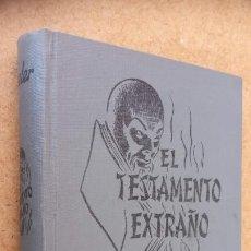 Libros de segunda mano: HARRY STEPHEN KEELER Nº 25 - EL TESTAMENTO EXTRAÑO - MUY BUENA CONSERVACIÓN - 1952 - EDI. REUS. Lote 202872615