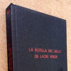 Libros de segunda mano: HARRY STEPHEN KEELER Nº 50 - LA BOTELLA DEL SELLO DEL LACRE VERDE - 1962 - MUY NUEVO - EDI.REUS. Lote 202873870