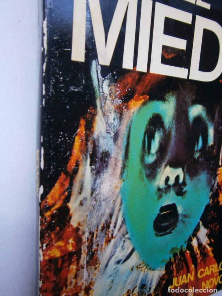 Libros de segunda mano: AL PRINCIPIO FUE EL MIEDO Juan Carlos Novoa 1977 - Foto 3 - 203047707