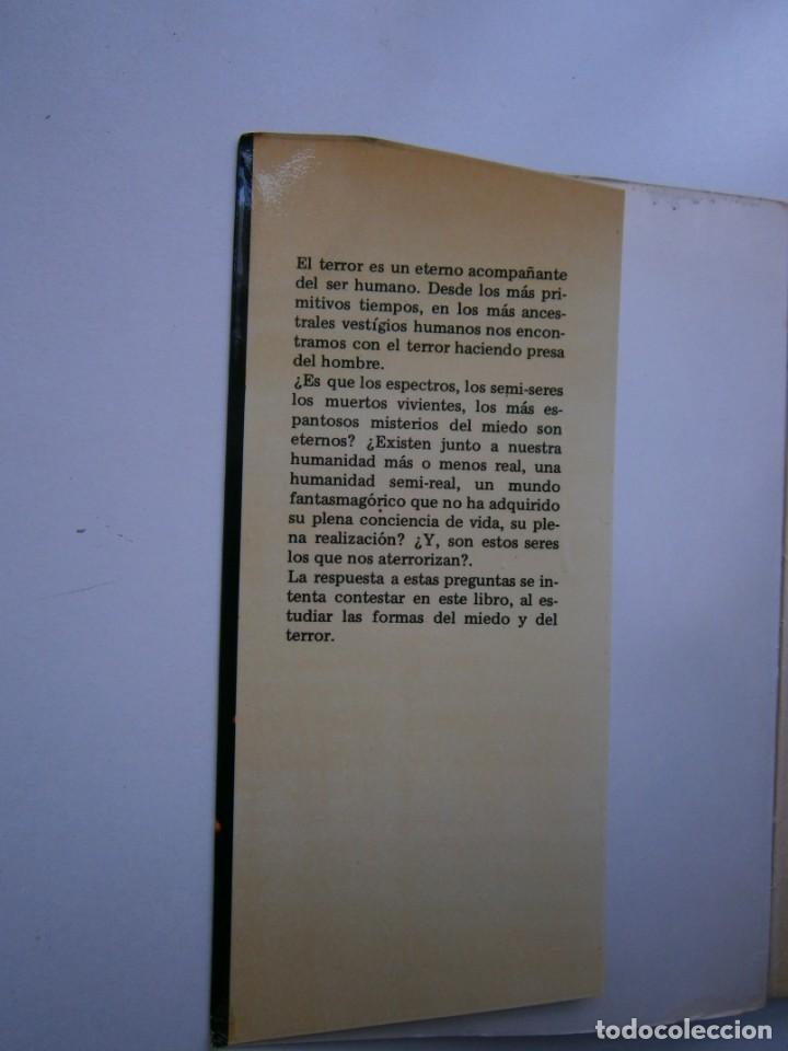 Libros de segunda mano: AL PRINCIPIO FUE EL MIEDO Juan Carlos Novoa 1977 - Foto 9 - 203047707