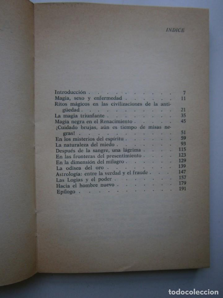 Libros de segunda mano: AL PRINCIPIO FUE EL MIEDO Juan Carlos Novoa 1977 - Foto 12 - 203047707