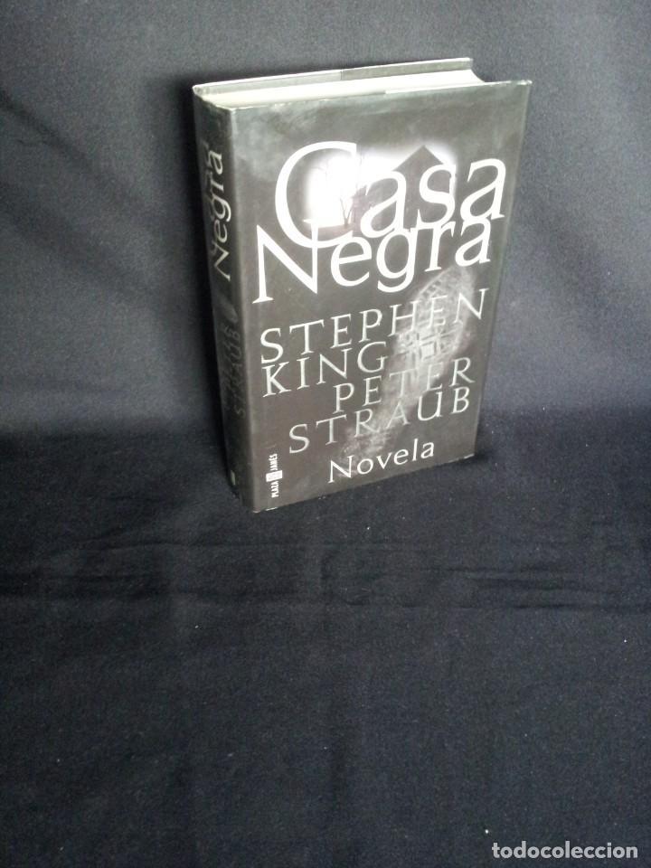 STEPHEN KING Y PETER STRAUB - LA CASA NEGRA - PLAZA & JANES 2002 (Libros de segunda mano (posteriores a 1936) - Literatura - Narrativa - Terror, Misterio y Policíaco)
