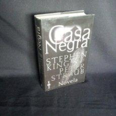 Libros de segunda mano: STEPHEN KING Y PETER STRAUB - LA CASA NEGRA - PLAZA & JANES 2002. Lote 203255270