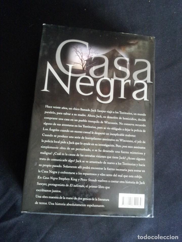 Libros de segunda mano: STEPHEN KING Y PETER STRAUB - LA CASA NEGRA - PLAZA & JANES 2002 - Foto 2 - 203255270