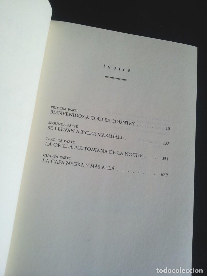 Libros de segunda mano: STEPHEN KING Y PETER STRAUB - LA CASA NEGRA - PLAZA & JANES 2002 - Foto 3 - 203255270