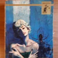 Libros de segunda mano: EL ESPEJO SE RAJÓ DE PARTE A PARTE. AGATHA CHRISTIE. 1963. Lote 204544293