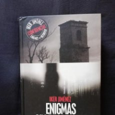 Libros de segunda mano: ENIGMAS SIN RESOLVER I - IKER JIMÉNEZ (INCLUYE CD). Lote 206263798