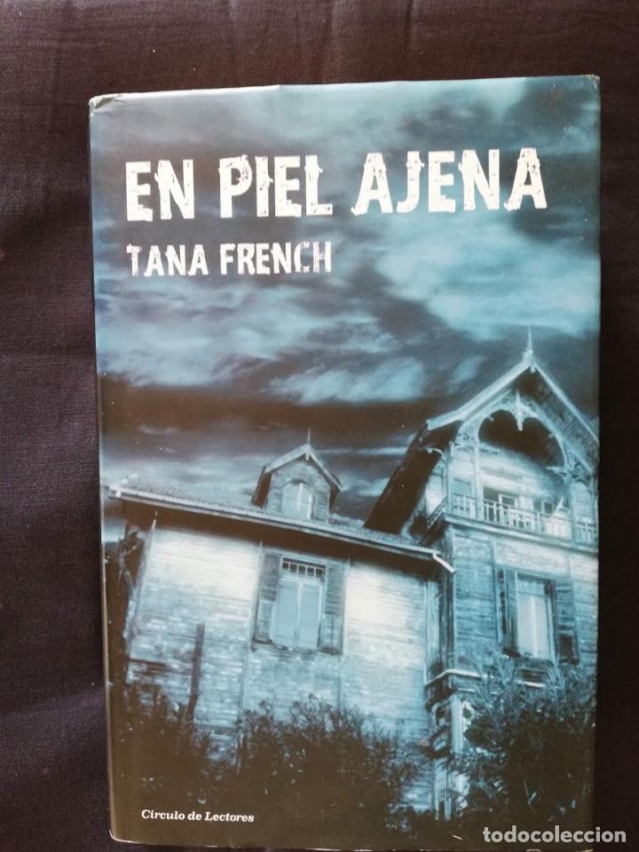 EN PIEL AJENA - TANA FRENCH (Libros de segunda mano (posteriores a 1936) - Literatura - Narrativa - Terror, Misterio y Policíaco)