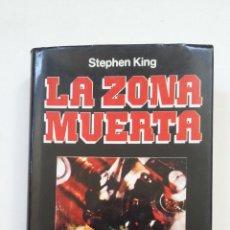 Libros de segunda mano: LA ZONA MUERTA. STEPHEN KING. TDK190. Lote 221904210