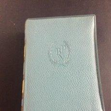 Livros em segunda mão: THOMAS MANN - OBRAS ESCOGIDAS - AGUILAR - LEER. Lote 206553330