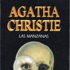 Libros de segunda mano: AGATHA CHRISTIE - LAS MANZANAS - EDITORIAL MOLINO 1999. Lote 206797067