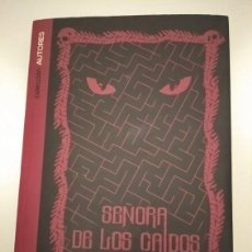 Libros de segunda mano: LA SEÑORA DE LOS CAÍDOS- ÁLVARO APARICIO. Lote 206945040