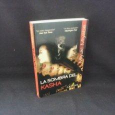Libros de segunda mano: MIYUKI MIYABE - LA SOMBRA DEL KASHA - QUATERNI 2010. Lote 207019958