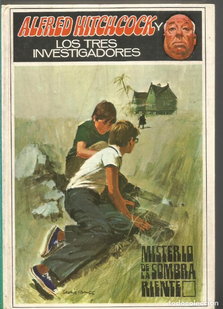 ALFRED HITCHCOCK Y LOS TRES INVESTIGADORES. MISTERIO DE LA SOMBRA RIENTE. MOLINO (Libros de segunda mano (posteriores a 1936) - Literatura - Narrativa - Terror, Misterio y Policíaco)