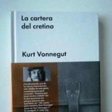 Libros de segunda mano: LA CARTERA DEL CRETINO - KURT VONNEGUT - ED. MALPASO 2013. Lote 207237627