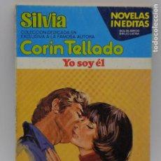 Libros de segunda mano: CORIN TELLADO- SERIE SILVIA - N.252. Lote 207351093