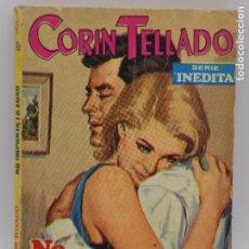 Libros de segunda mano: CORIN TELLADO-EDITORIAL ROLLAN N.279. Lote 207351116