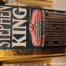 Libros de segunda mano: STEPHEN KING - CHRISTINE. ED. ORBIS. Lote 207353097