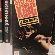 Libros de segunda mano: STEPHEN KING - LA ZONA MUERTA . EDICIÓN BOLSILLO JET PLAZA Y JANÉS. Lote 207353603