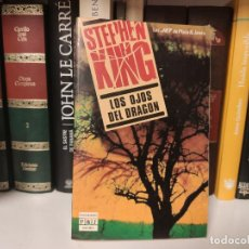 Libros de segunda mano: STEPHEN KING - LOS OJOS DEL DRAGÓN. Lote 207353607