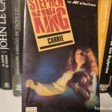 Libros de segunda mano: STEPHEN KING - CARRIE . EDICIÓN JET PLAZA Y JANÉS. Lote 207353615