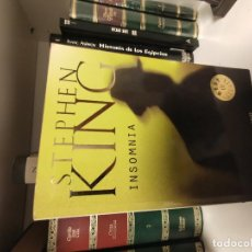 Libros de segunda mano: STEPHEN KING - IMSOMNIA.. Lote 207353795