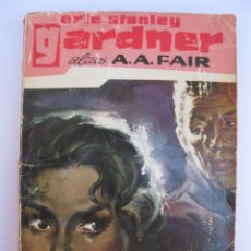 Libros de segunda mano: LA COQUETERÍA DE BERTA COOL - SERIE STANLEY GARDNER - DONALD LAM - EDITORIAL MOLINO - AÑO 1963.. Lote 207541351