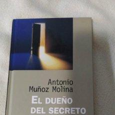 Libros de segunda mano: EL DUEÑO DEL SECRETO. Lote 207986896