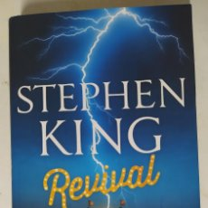 Libros de segunda mano: REVIVAL. STEPHEN KING. Lote 208120015