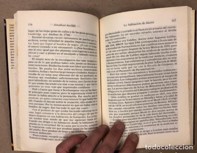 Libros de segunda mano: LA HABITACIÓN DE NAOMI. JONATHAN AYCLIFFE. PLAZA & JANÉS EDITORES 1993 (1ªEDICIÓN). - Foto 5 - 208182711