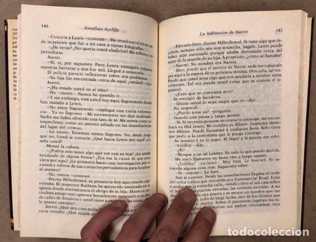 Libros de segunda mano: LA HABITACIÓN DE NAOMI. JONATHAN AYCLIFFE. PLAZA & JANÉS EDITORES 1993 (1ªEDICIÓN). - Foto 6 - 208182711