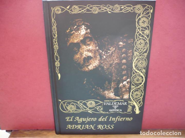 Libros de segunda mano: El Agujero del Infierno. Adrian Ross. Editorial Valdemar, 1997. - Foto 2 - 208347487