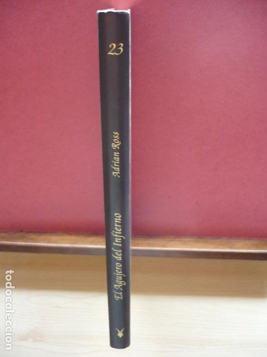 Libros de segunda mano: El Agujero del Infierno. Adrian Ross. Editorial Valdemar, 1997. - Foto 4 - 208347487