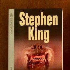 Libros de segunda mano: LIBRO STEPHEN KING CUJO GRIJALBO NUEVO. Lote 208367210