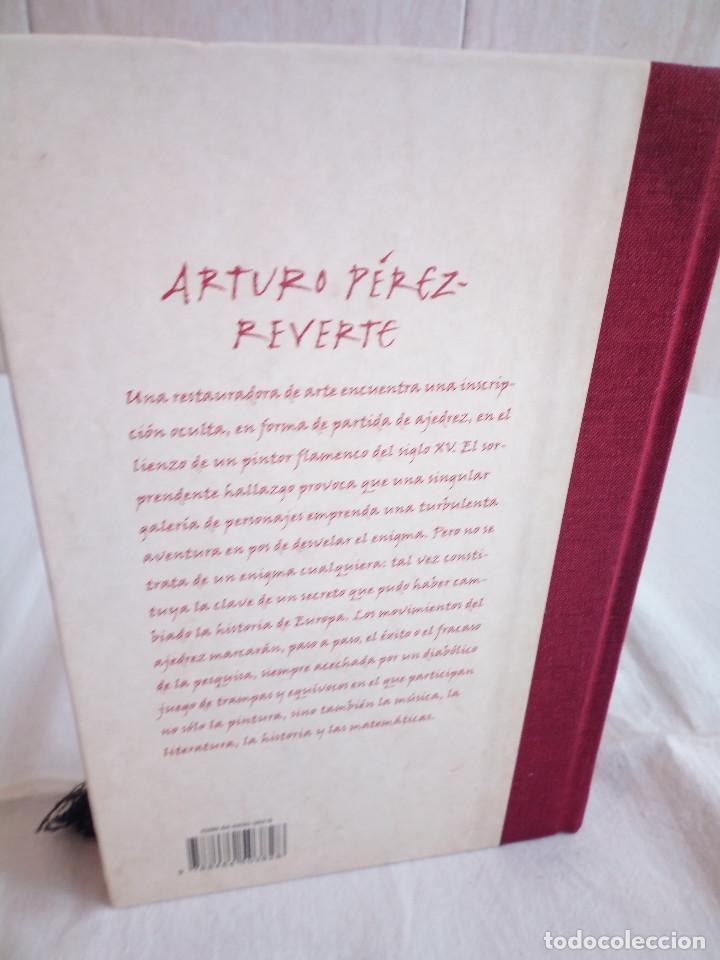 Libros de segunda mano: 562-LA TABLA DE FLANDES, Arturo Perez Reverte, 2000 - Foto 2 - 208424532