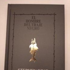 Libros de segunda mano: EL HOMBRE DEL TRAJE NEGRO- STEPHEN KING. ILUSTRACIONES DE ANA JUAN. Lote 208813888
