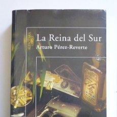 Libros de segunda mano: LA REINA DEL SUR...ARTURO PEREZ REVERTE..542 PGS... Lote 208892180