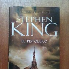 Libros de segunda mano: EL PISTOLERO, LA TORRE OSCURA I, STEPHEN KING, PLAZA & JANES, PRIMERA EDICION, 2007. Lote 209021915