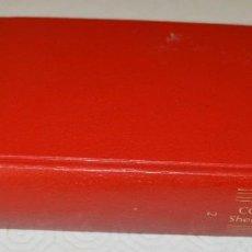 Libros de segunda mano: ARTHUR CONAN DOYLE - OBRAS COMPLETAS - TOMO II - AGUILAR - 3 NOVELAS - LA REAPARICIÓN DE SHERLOCK. Lote 209025746