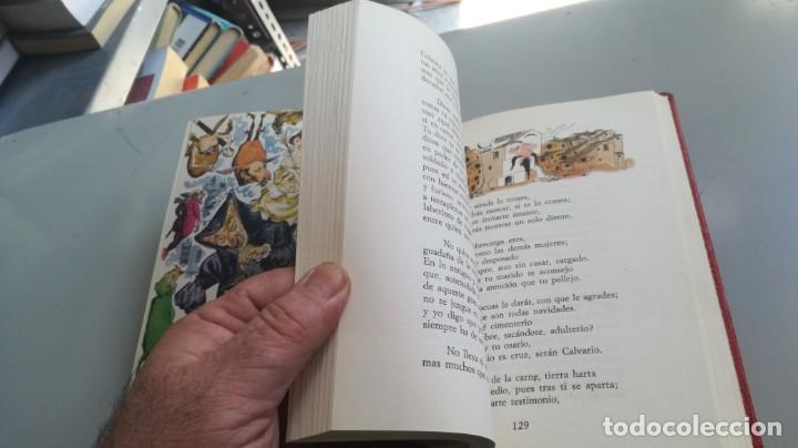 Libros de segunda mano: POEMAS SATIRICOS - FRANCISCO DE QUEVEDO - MARTE EDICIONES -ILUSTRA GOÑI - EDICION NUMERADA - Z603 - Foto 10 - 209617521